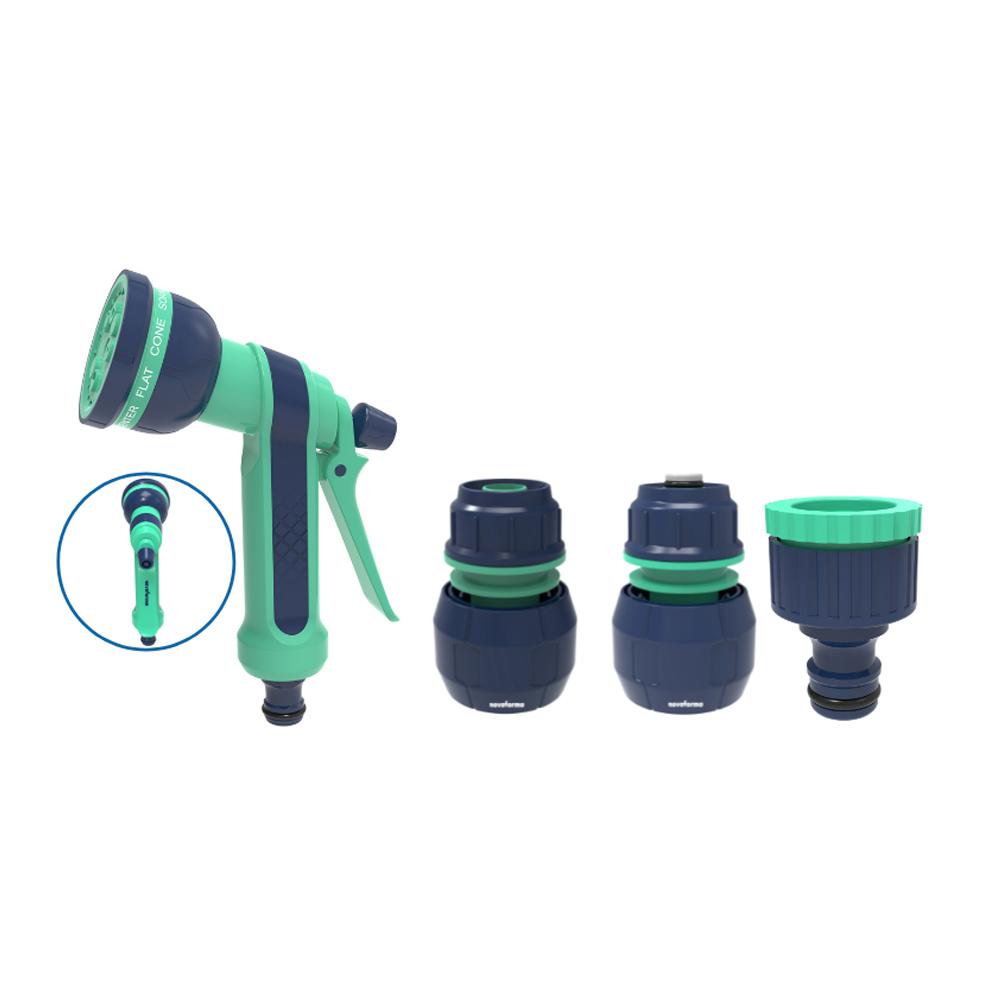 Kit Hidropistola Multifuncional – Novaforma
