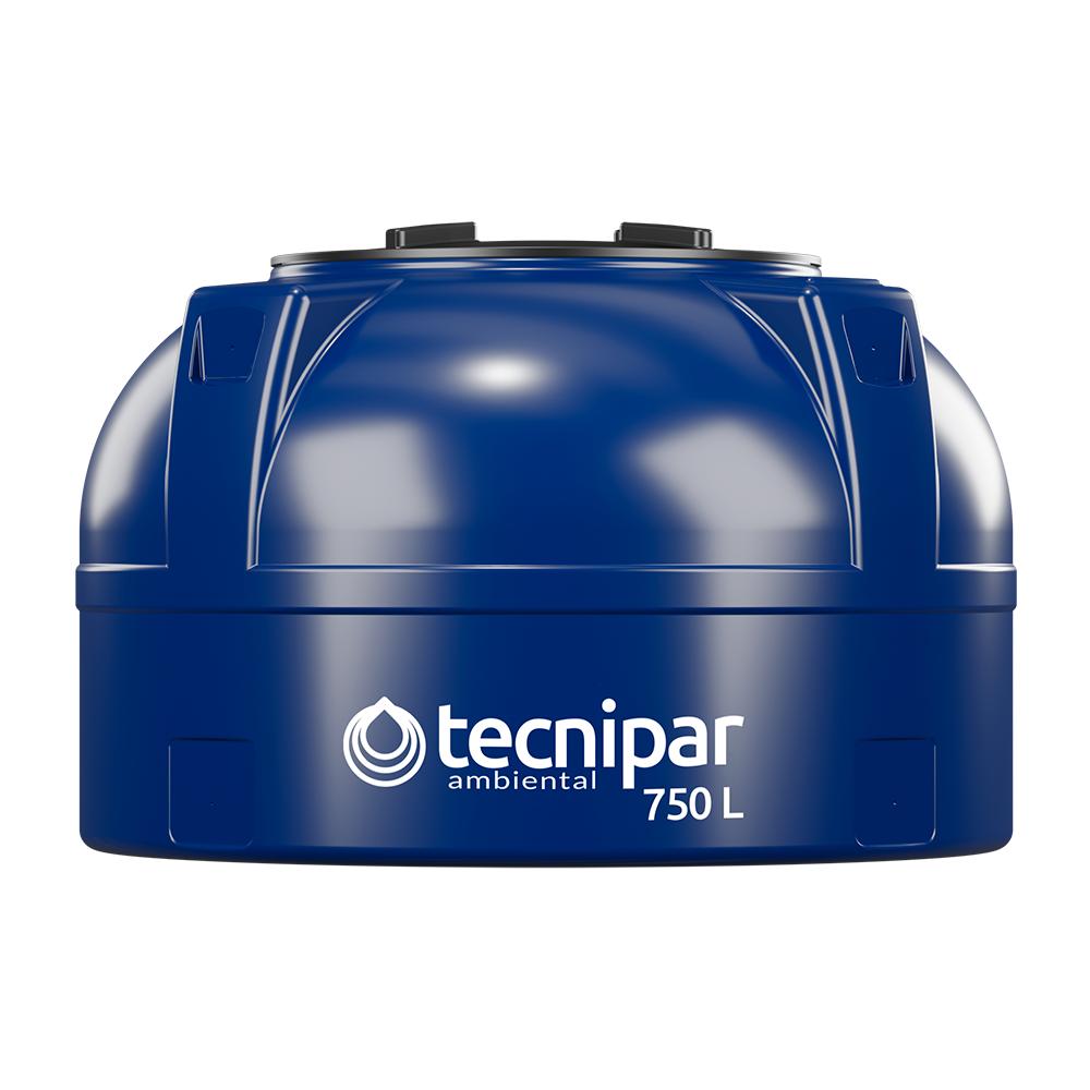 Tanque Polietileno 750L – Tecnipar